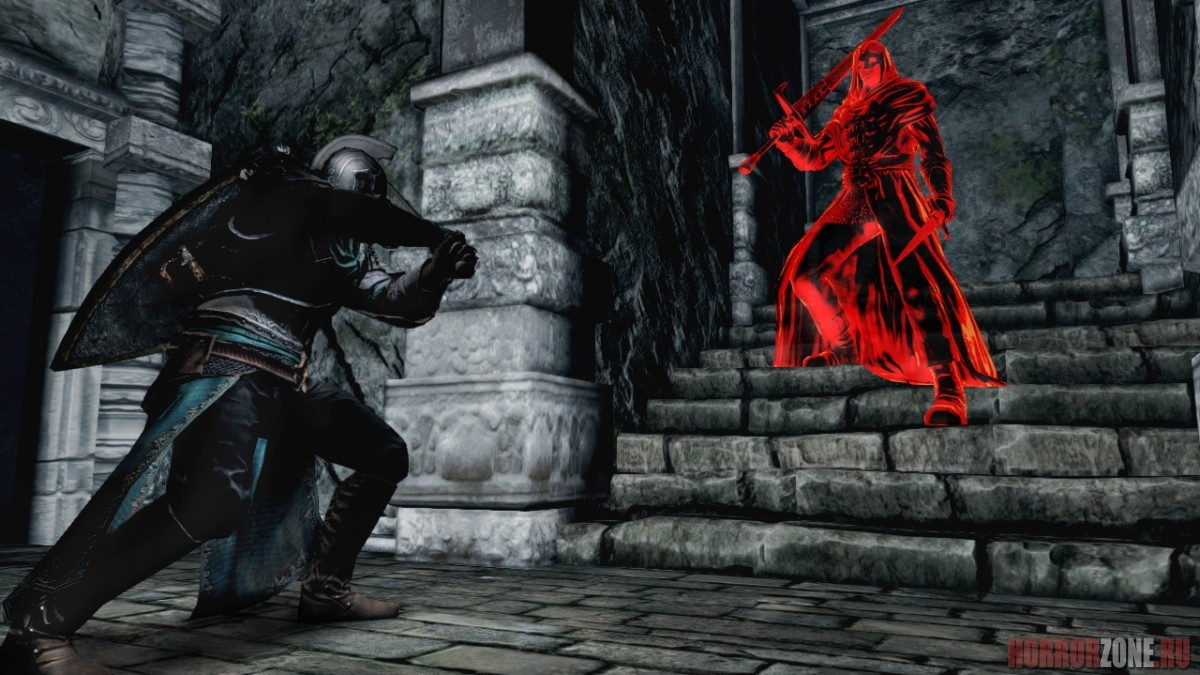 Антологию Dark Souls