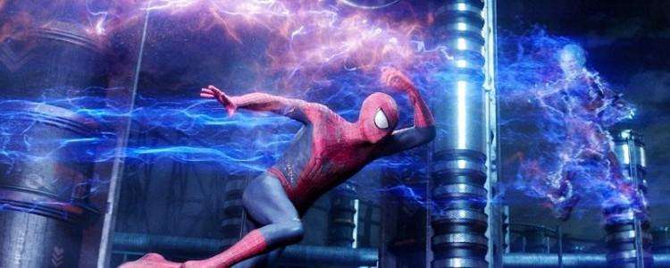 Новый человек паук высокое напряжение русский трейлер