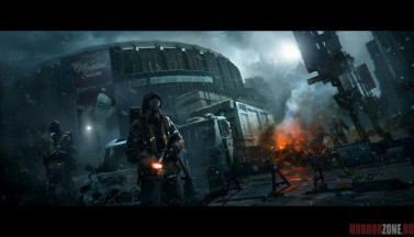 The Division. Скриншоты