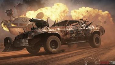 Mad Max. Скриншоты