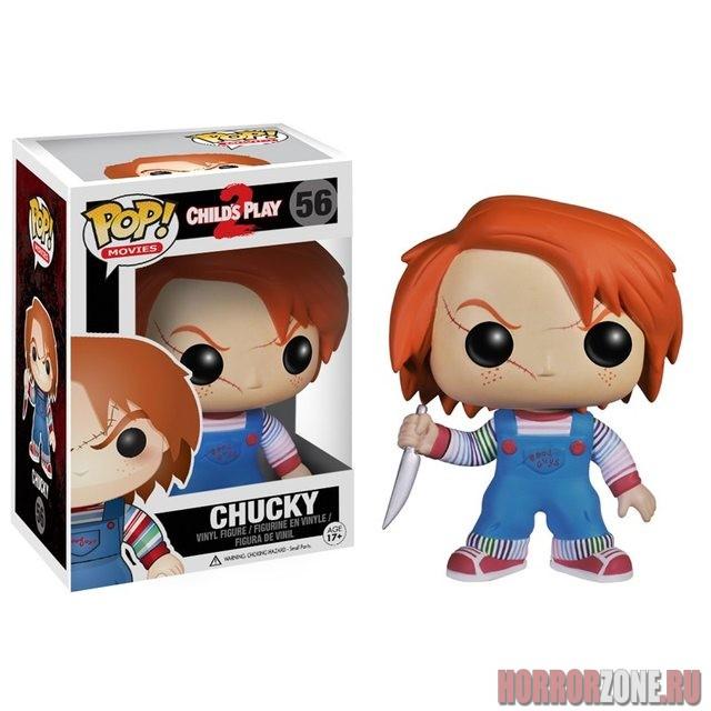 хорор игрушка кукла Чаки