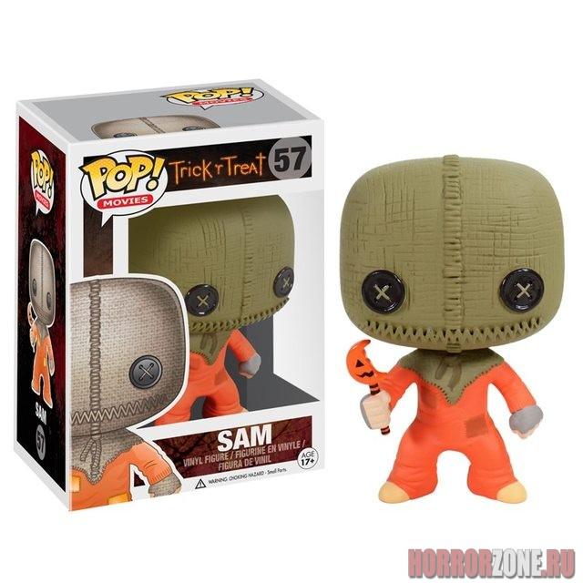 хорор игрушка Сэм