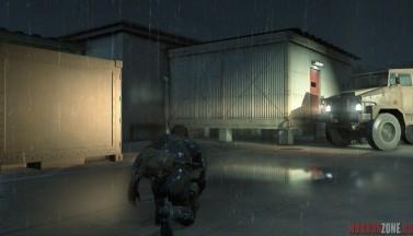 Metal Gear Solid V: Ground Zeroes. Скриншоты