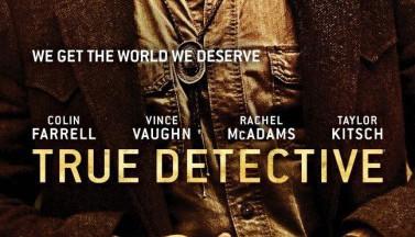 Настоящий детектив. Постеры