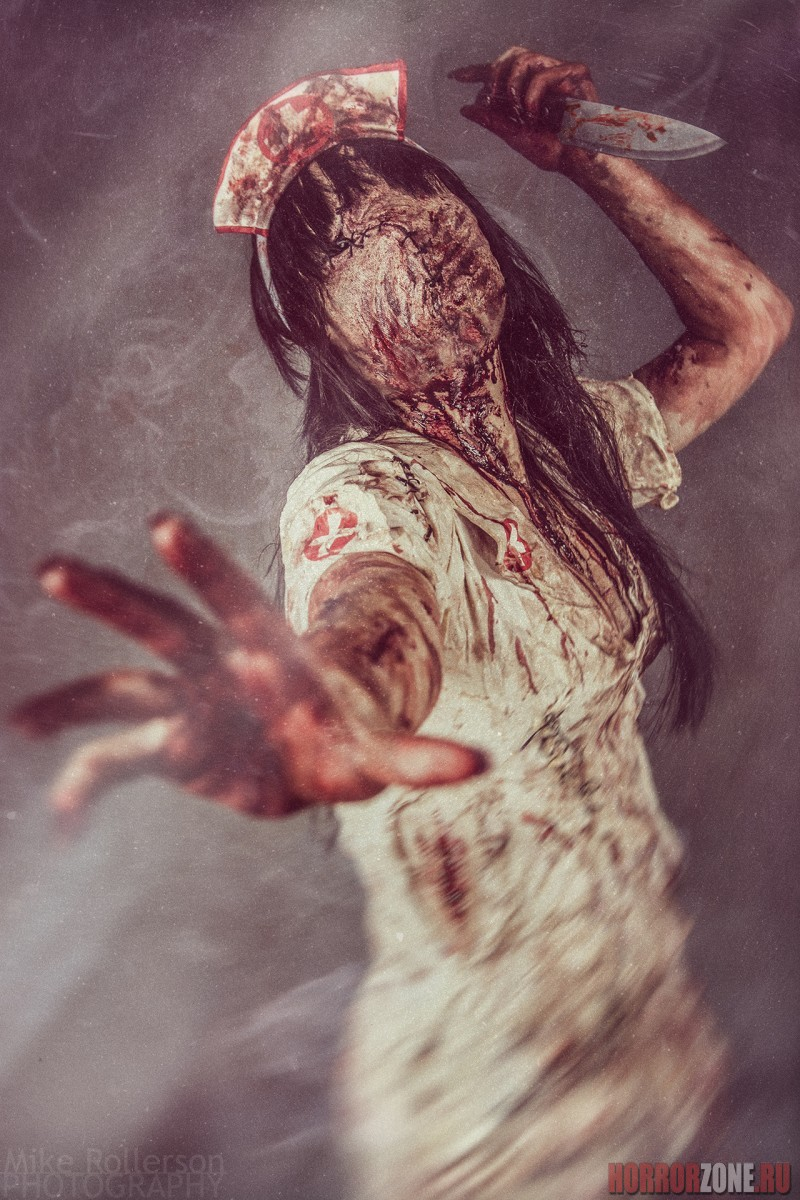 Фото страшных медсестёр 18 фотография