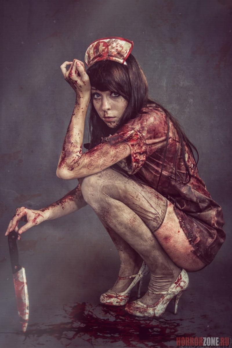 Фото страшных медсестёр 3 фотография