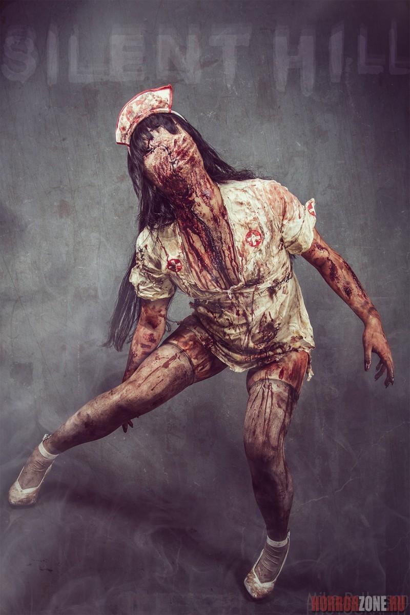 медсёстры из сайлент хилл фото