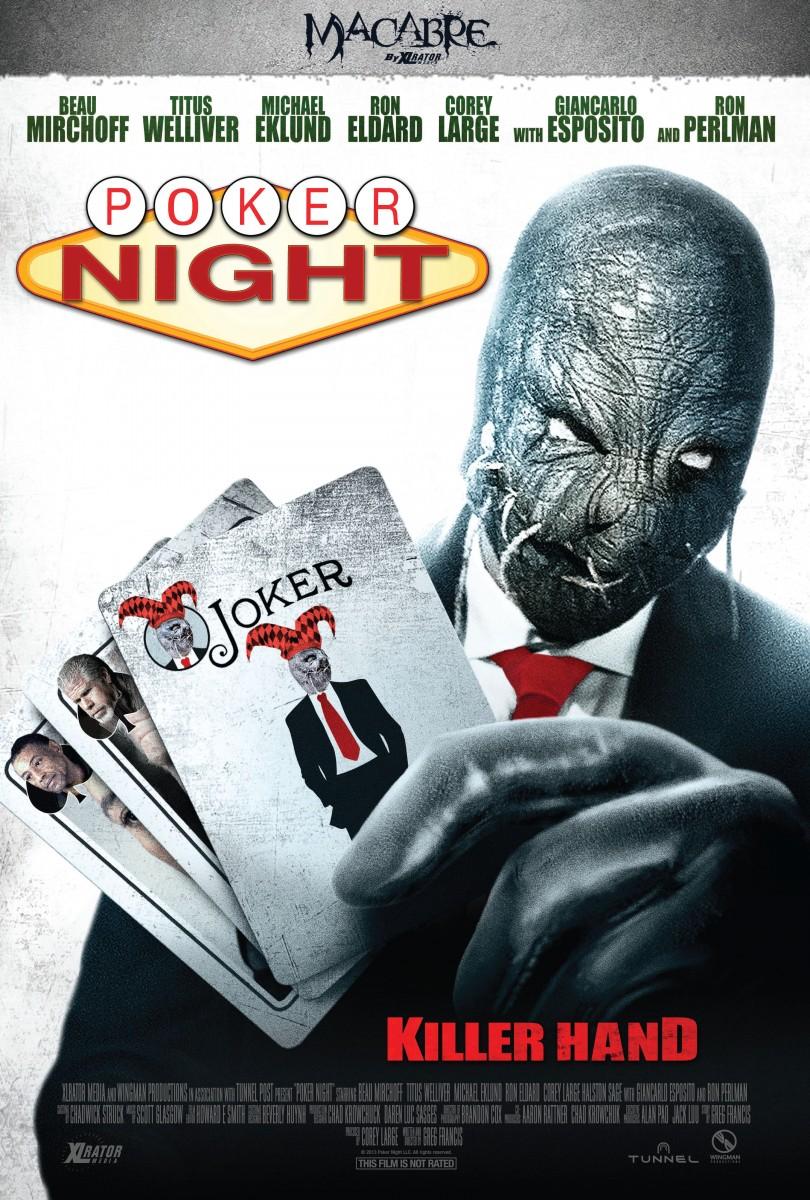 Скачать ночь покера торрент.