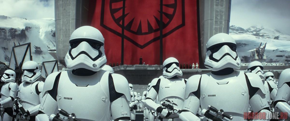 Звёздные войны пробуждение силы кадр
