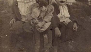 Как праздновали Хэллоуин в 1900-м году (ФОТО)