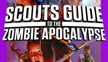 Скауты против зомби. Постеры