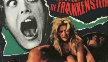 Проклятие Франкенштейна (1972). Постеры