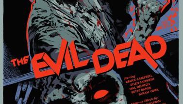 Зловещие мертвецы. Постеры