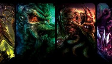 Кто вы из пантеона Древних Богов Лавкрафта?