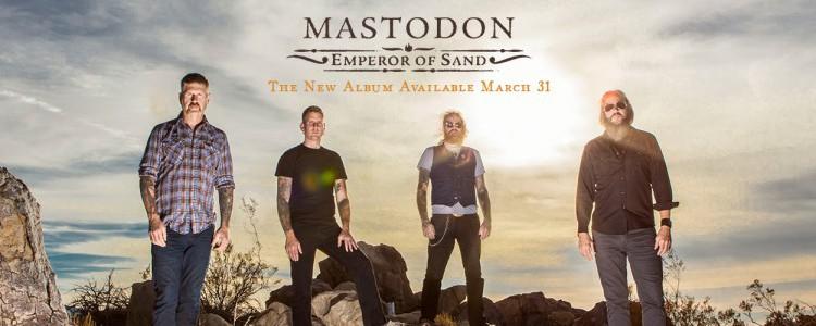 Mastodon emperor of sand рецензии 5124
