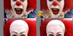 Забавы с FaceApp в применении к фильмам ужасов