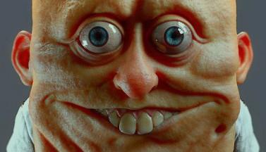 Губка Боб 3D - это же чистый хоррор!