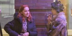 """50 оттенков красного: Первый взгляд на Дакоту Джонсон в ремейке """"Суспирия"""""""