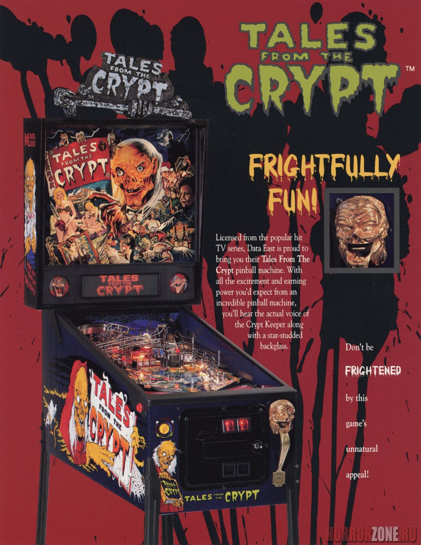 cryptkeeper игровой автомат
