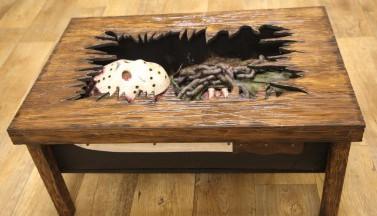 Элегантная мебель в стиле horror - 10 примеров (ФОТО)