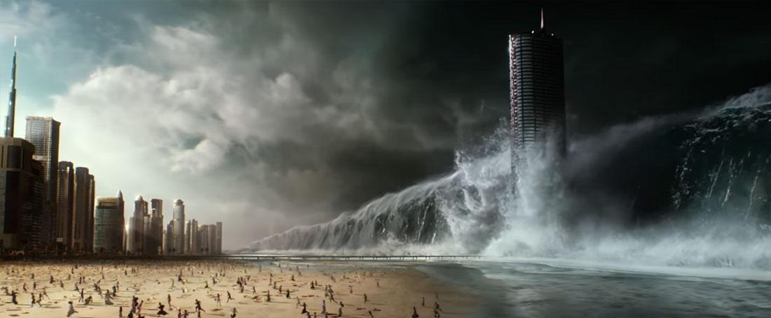 Фильмы про погодные катастрофы 2018