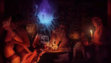 Эротический хоррор-квест по Лавкрафту Lust For Darkness