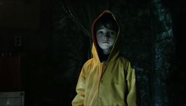 """Джорджи из """"Оно"""" советует не мешать другим в кинотеатре (ВИДЕО)"""