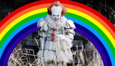 Новый Пеннивайз — гей?