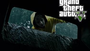 ОНО охотится в GTA 5