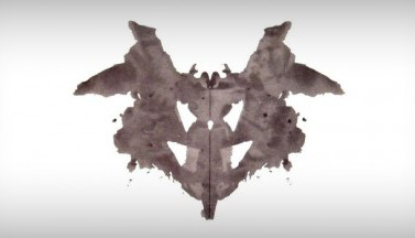 Визуальный тест - проверка на психопата!