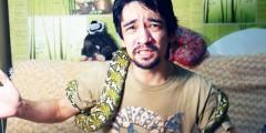 Видеоблогер погиб от укуса черной мамбы