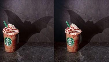 Starbucks приготовит вампирский кофе на этот Хэллоуин