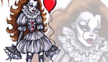Haunt Couture: Дизайнер представил хоррор-злодеев в виде сексапильных моделей