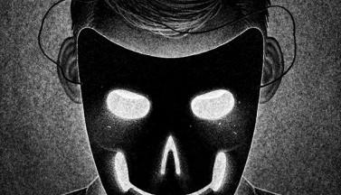 То, что прячется во мраке - арт Брайана Луонга