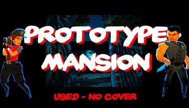 Prototype Mansion - олдскульный хоррор в духе Resident Evil