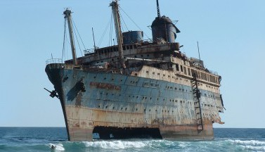 Обнаружен советский корабль-призрак с крысами-каннибалами на борту?