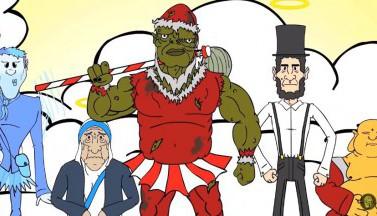 Токсичный Мститель спасает Рождество в короткометражном мульте от Troma