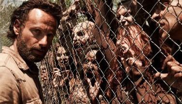 """Впервые в """"Ходячих мертвецах"""" появился полностью обнаженный зомби"""