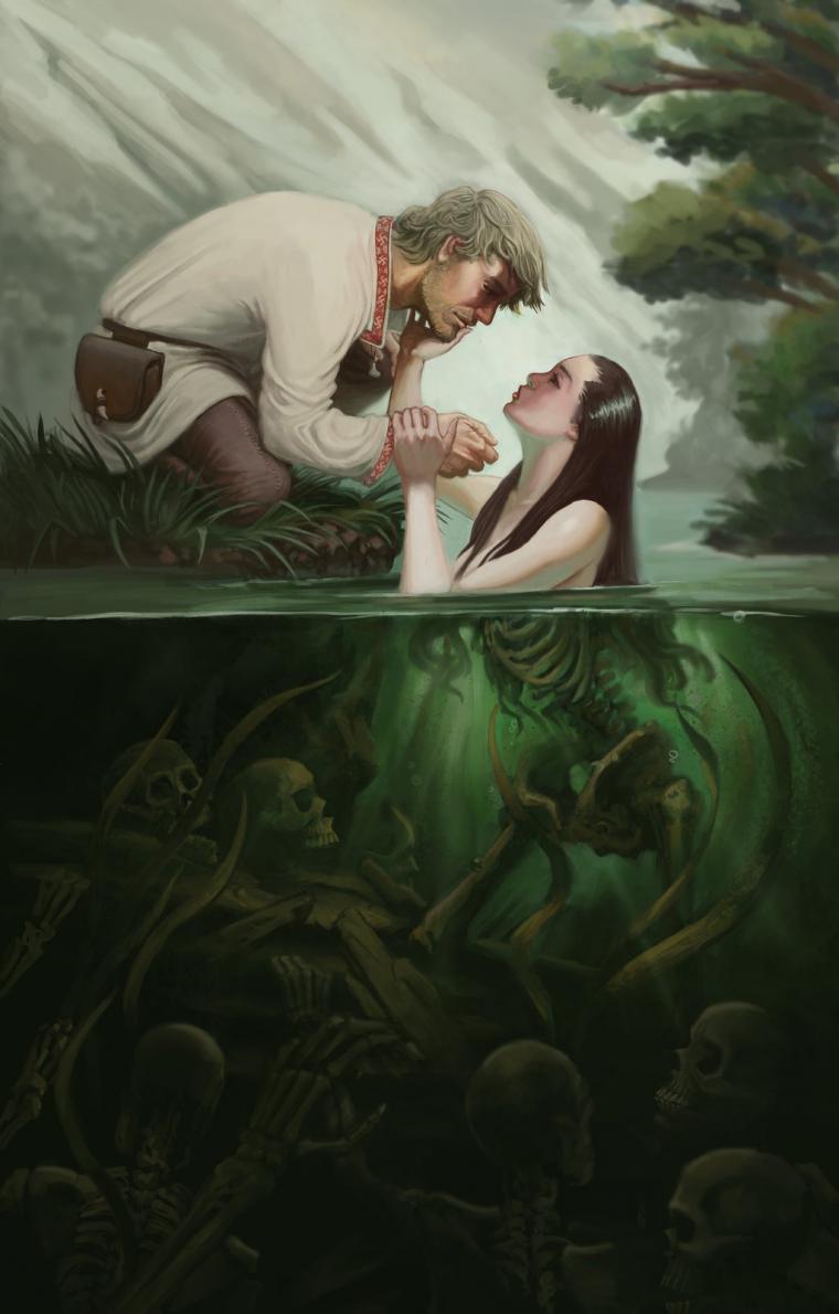 Фильм русалка секса