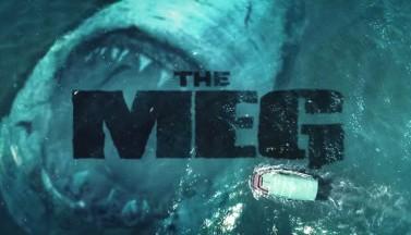 """Еще один взгляд на доисторическую акулу из фильма """"Мег: Монстр глубины"""""""