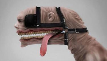 Оливер Маринкроски и ужасы человеческого тела (АРТ)