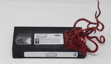 Хоррор-VHS - теперь в скульптуре!