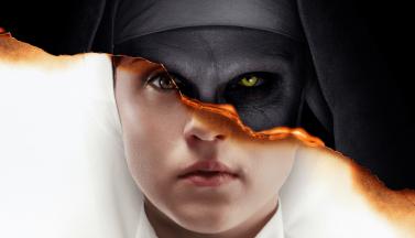 """Свет и Тьма на новом постере """"Проклятия монахини"""""""