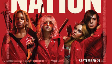 """Всё красное - новые постер и трейлер фильма """"Нация убийц"""""""