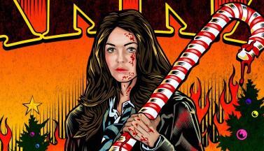 """Новый арт-постер и кадры из зомби-мюзикла """"Анна и Апокалипсис"""""""