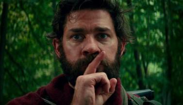 "Джон Красински пишет сценарий ""Тихого места 2"""