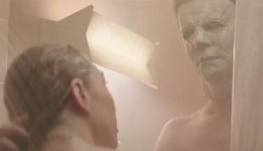 ХЭЛЛОУИН: Удалённая сцена в душе! (ВИДЕО)