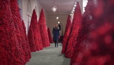"""""""Кровавое рождество"""" в Белом доме"""