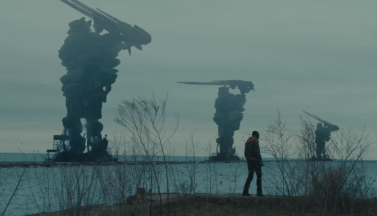 """Захваченная планета в полноценном трейлере """"Битвы за Землю"""""""