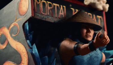 Торт для истовых фанатов Mortal Kombat